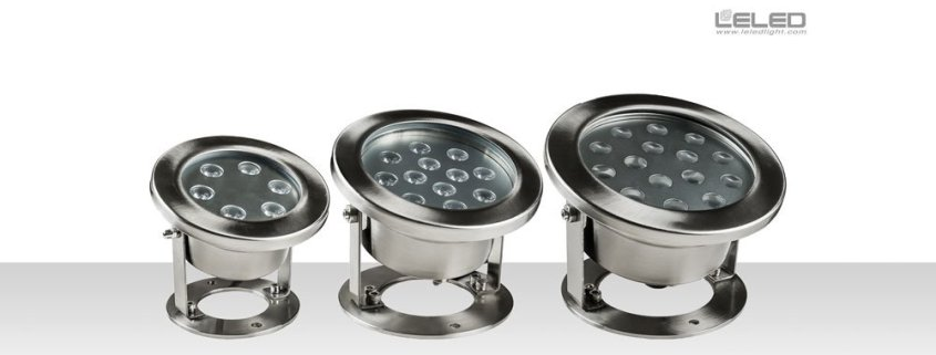 LED underwater flood lights for-pool & Fountain lamp in China