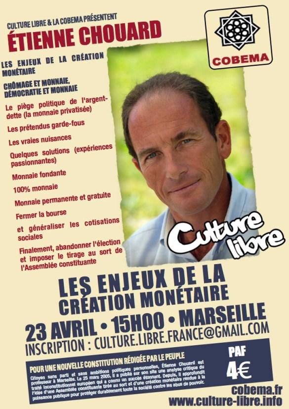 Culture Libre et la Cobema présentent
