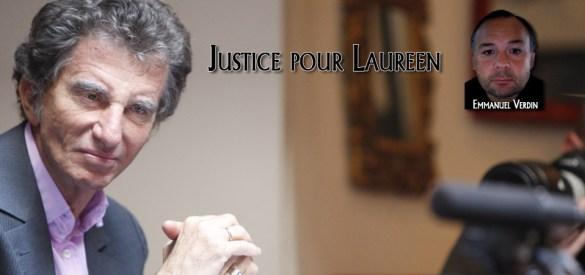 Justice pour Laureen Verdin