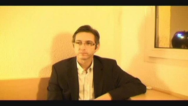 ITW de Pascal ROUSSEL le 15 oct 2011 – LLP