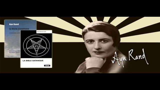 Ayn Rand ou la faillite intellectuelle moderne