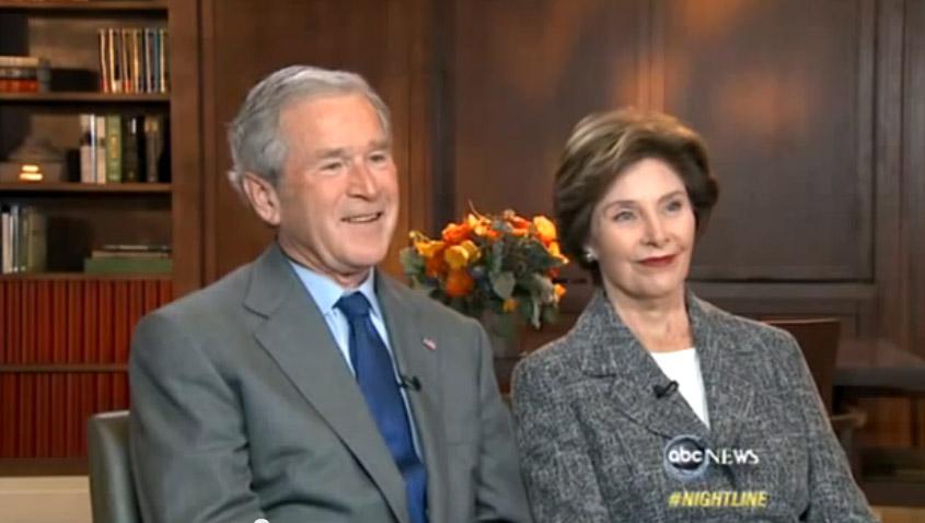 Dans le mille : Dumber Bush explique que les attentats de Boston sont une conspiration lui rappelant le 11/9 !