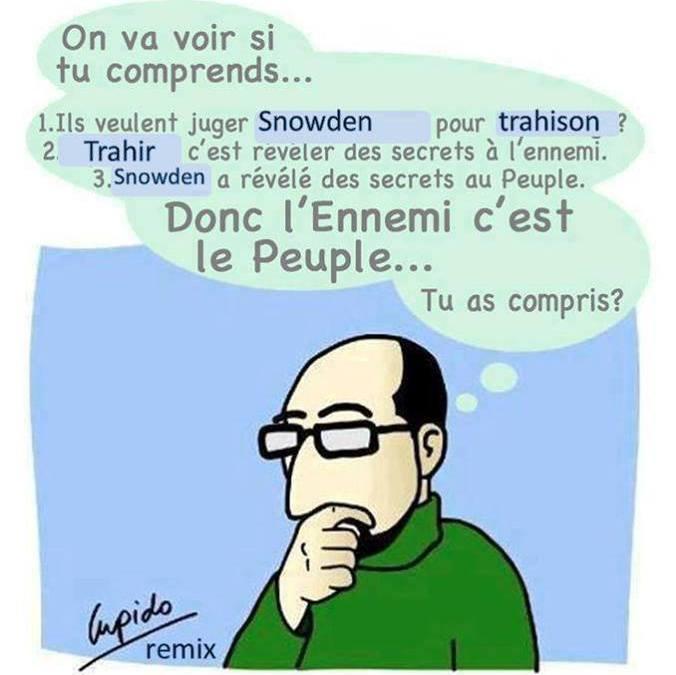 Snowden, vivement la suite…