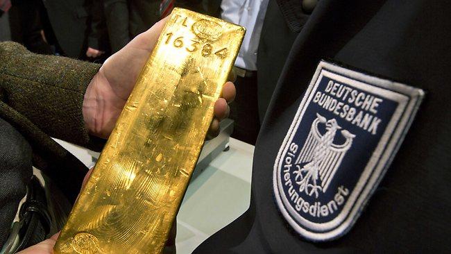 Fin du dollar : où est passé l'or allemand ?