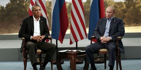 Poutine sur Kerry : « Il ment. Et il sait qu'il ment. C'est triste »