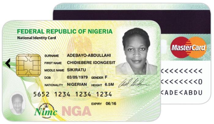 Disparition de la monnaie au Nigéria (MasterCard)