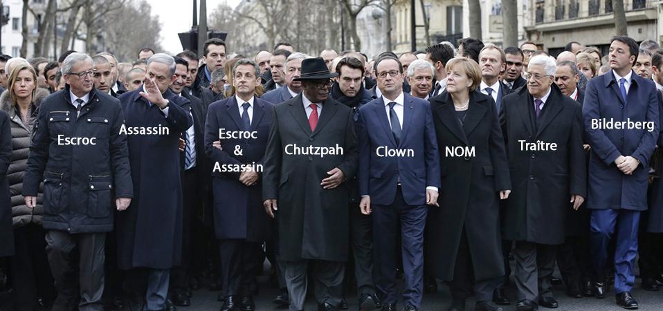Charlie Hebdo : Prélude à la guerre civile