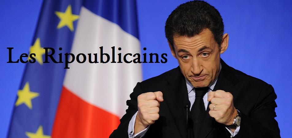L'UMP change de nom et s'appellera désormais : Les Ripoublicains !