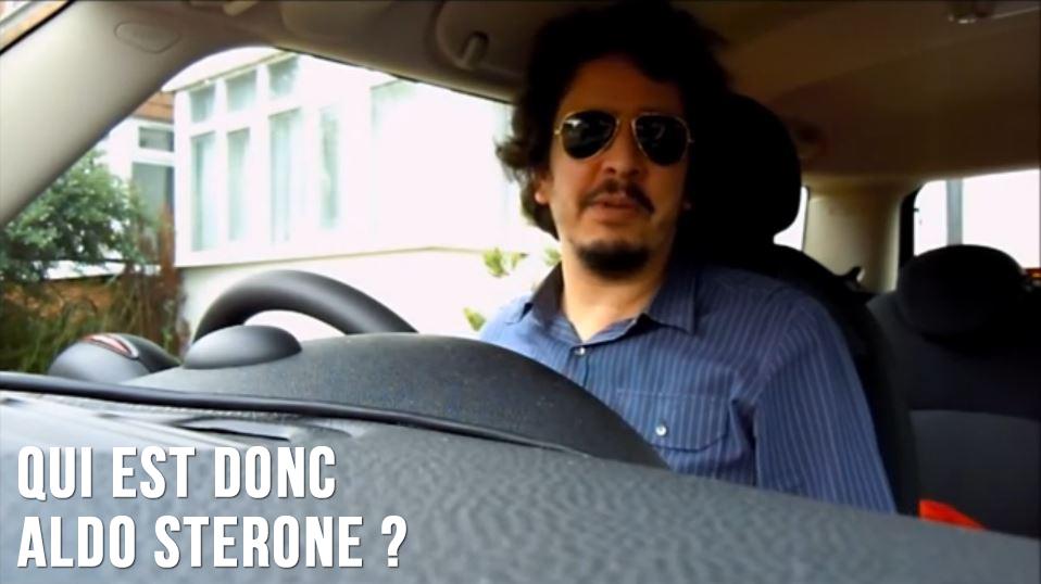 Rappel : Qui est donc Aldo Sterone ? La réponse en images…