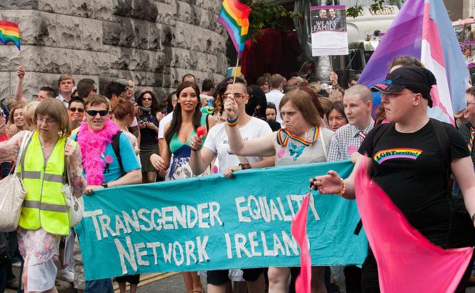 Irlande : choisissez votre sexe (genre)