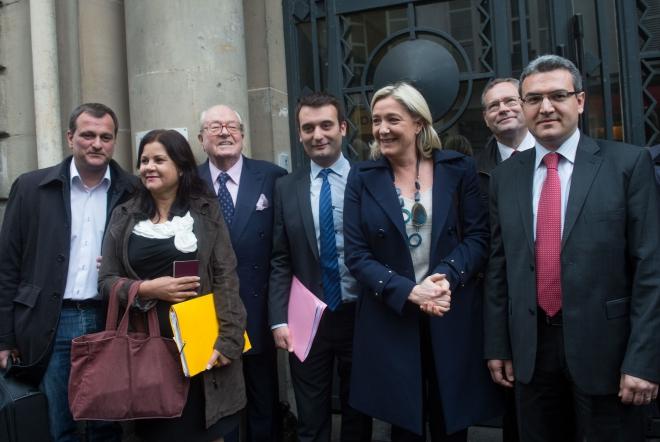 Jean-Marie Le Pen est exclu du Front National