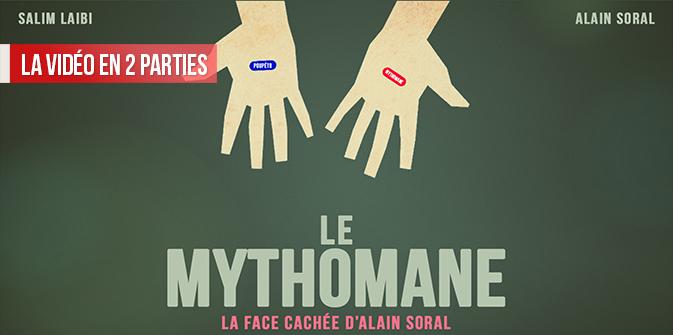 Le Mythomane : Vidéos du talk du 16 sept. (en 2 parties)