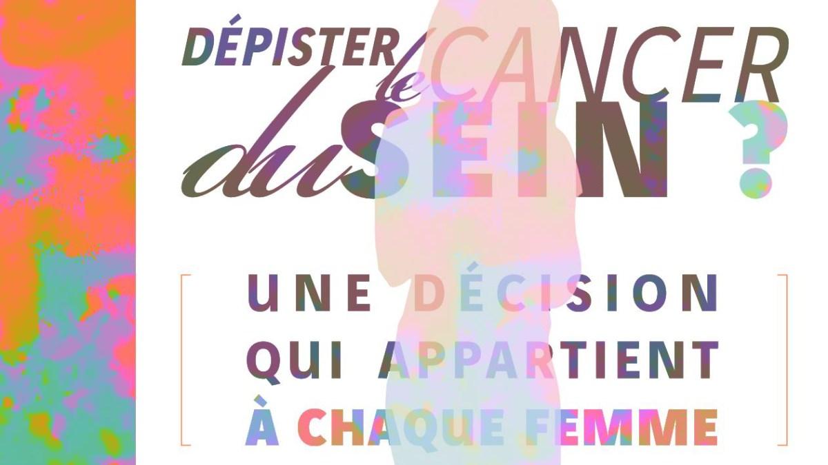 Cancer du sein : «Stop à la guimauve d'Octobre rose»