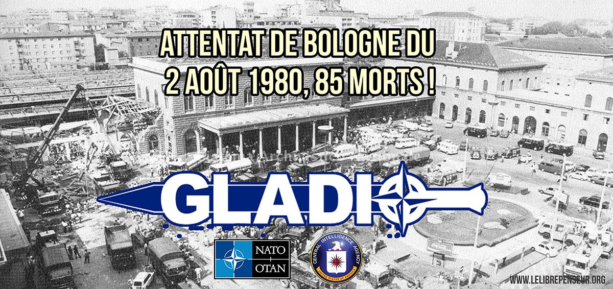Rappel aux naïfs et ignorants : Opération Gladio ou stratégie du «Stay Behind»