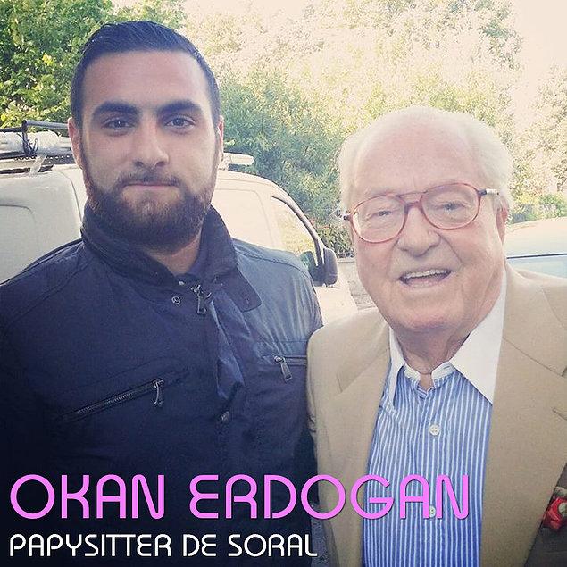 Plainte de M. Erdogan Okan, garde du corps de Alain Soral