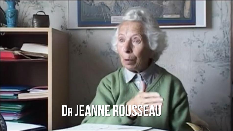 Le Dr Jeanne Rousseau sur le danger des vaccins