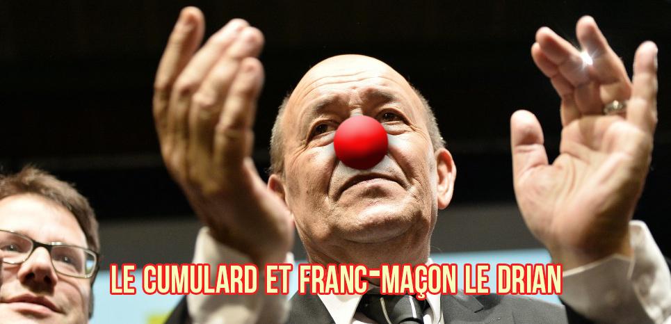Cumul des mandats : le cas Le Drian ou la trahison de F. Hollande