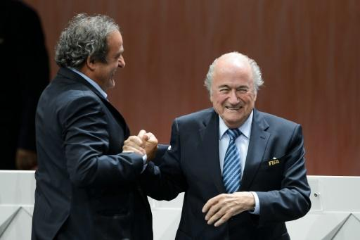 Blatter et Platini accablés par la Chambre d'instruction