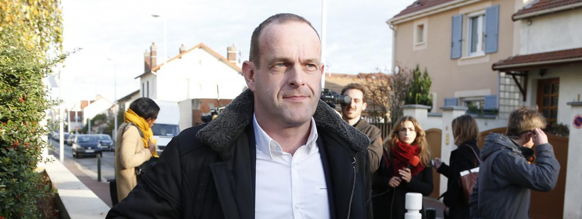 FN : Steve Briois accusé d'espionner les employés de sa mairie de Hénin-Beaumont