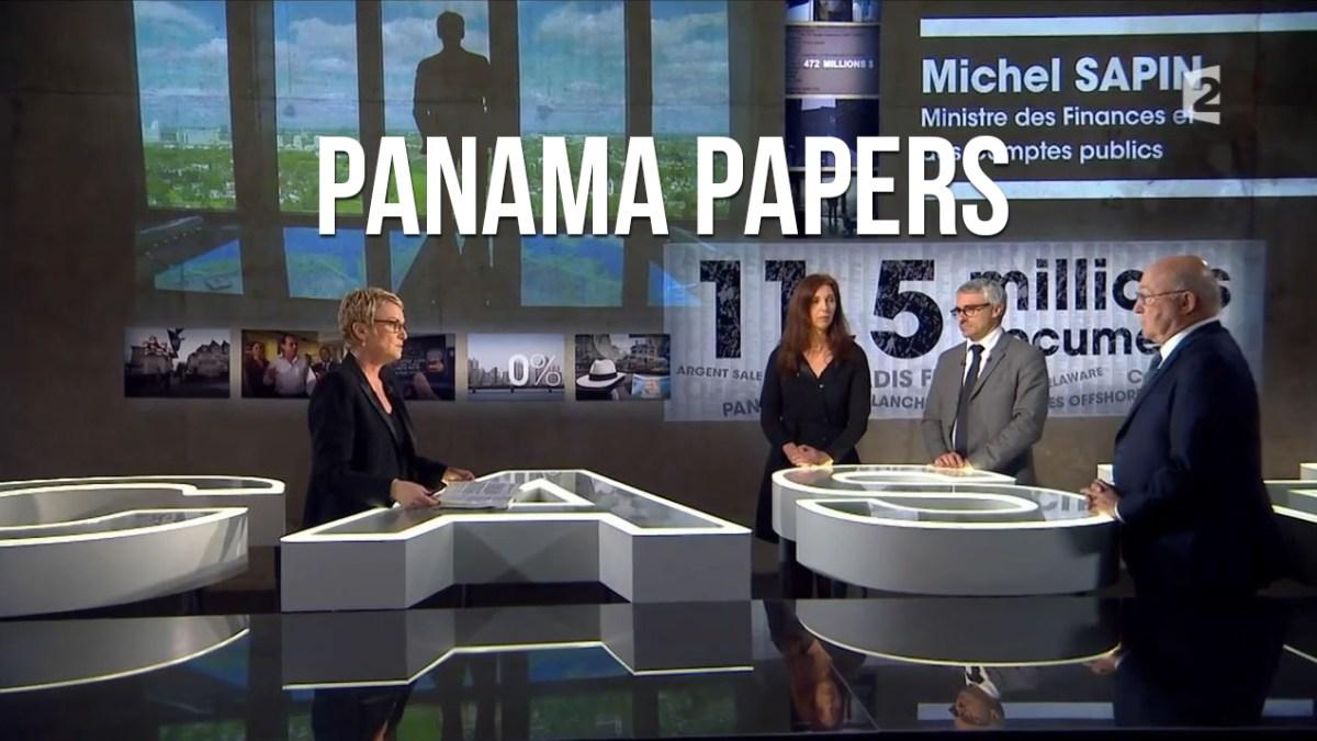 Cash investigation – Paradis fiscaux : le casse du siècle – Affaire «Panama Papers»