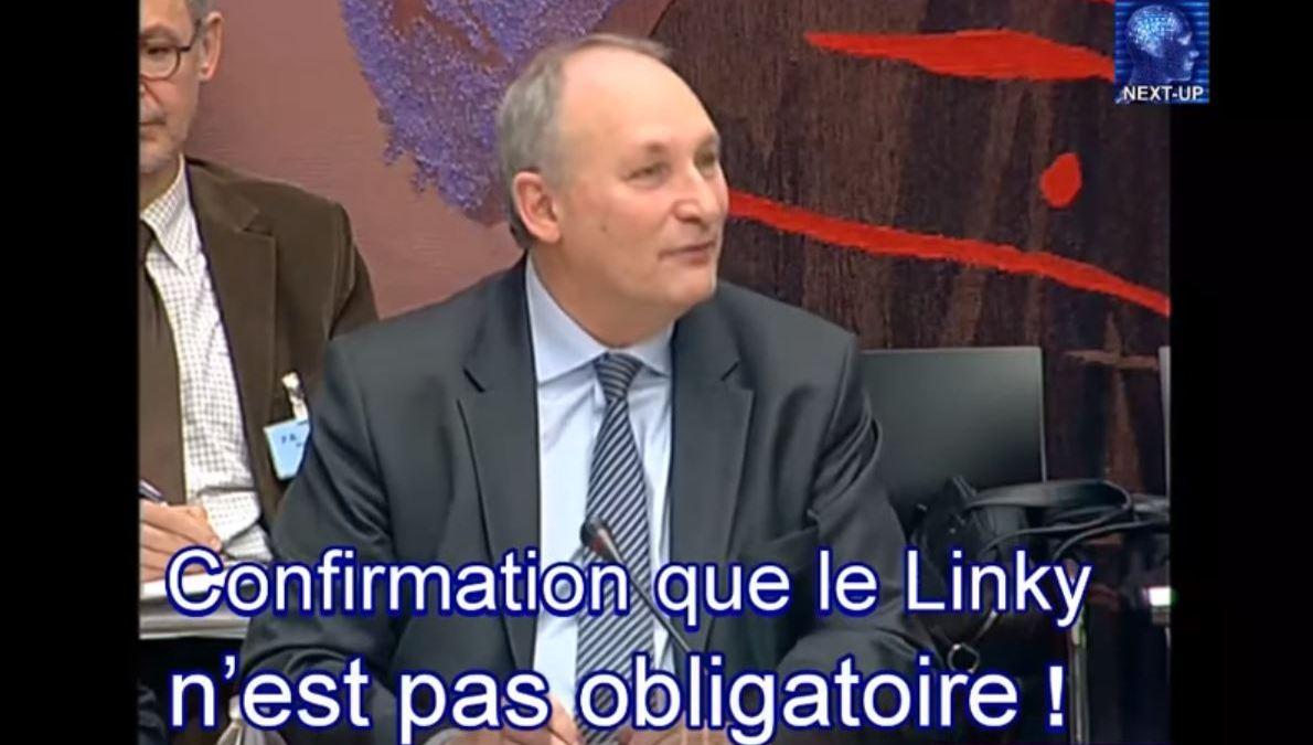 Bonne nouvelle : le président d'ERDF avoue que Linky n'est pas obligatoire