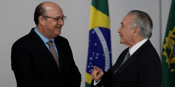 Un israhellien à la Banque Centrale du Brésil !