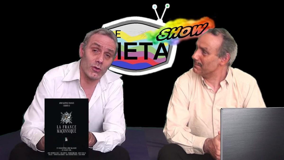 Humour : le Meta Show, la nouvelle série satirique de Boris Boiteux