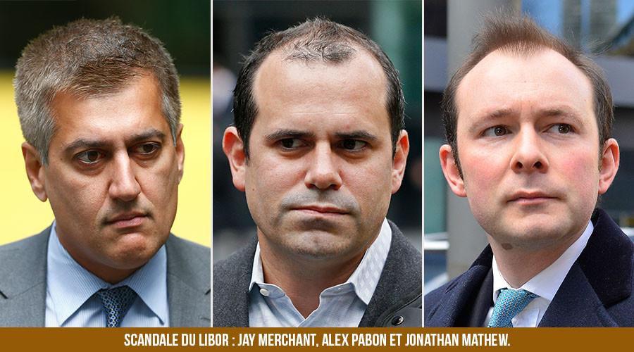 Scandale du Libor : des banksters de Barclays condamnés à de la prison mais pas Barclays !