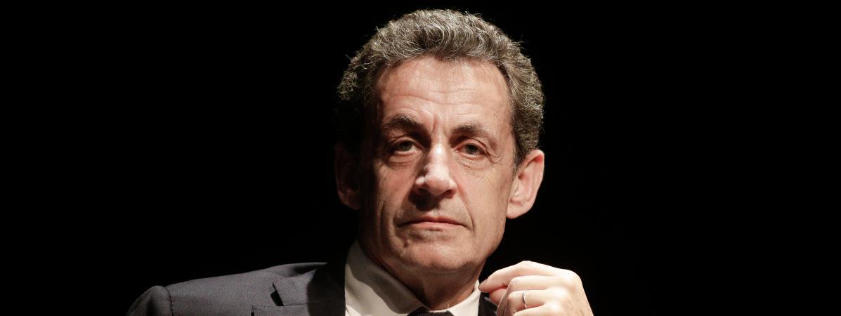 «J'ai décidé d'être candidat à l'élection présidentielle de 2017», annonce Sarkozy dans un livre intitulé «Tout pour la France»