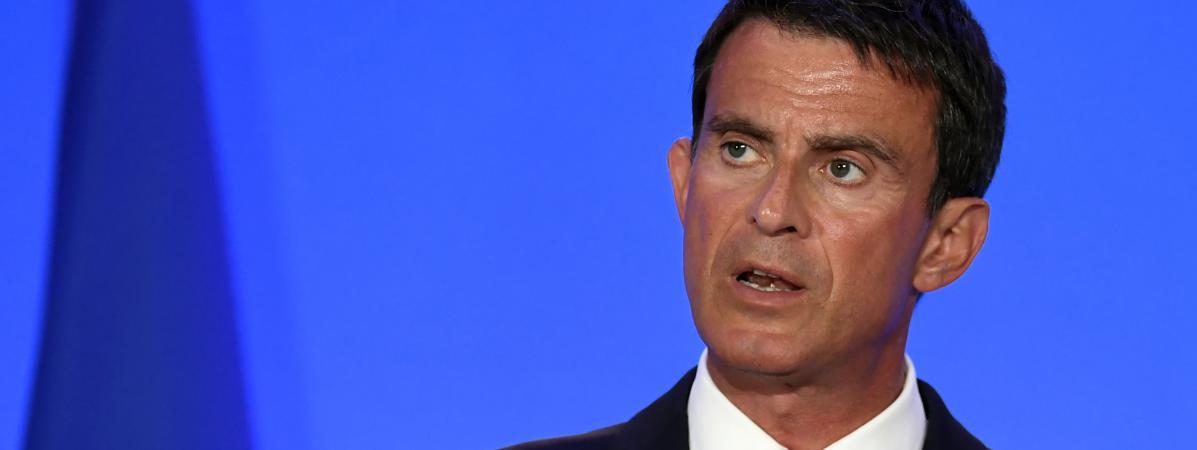 Manuel Valls persiste malgré la décision claire du Conseil d'État !