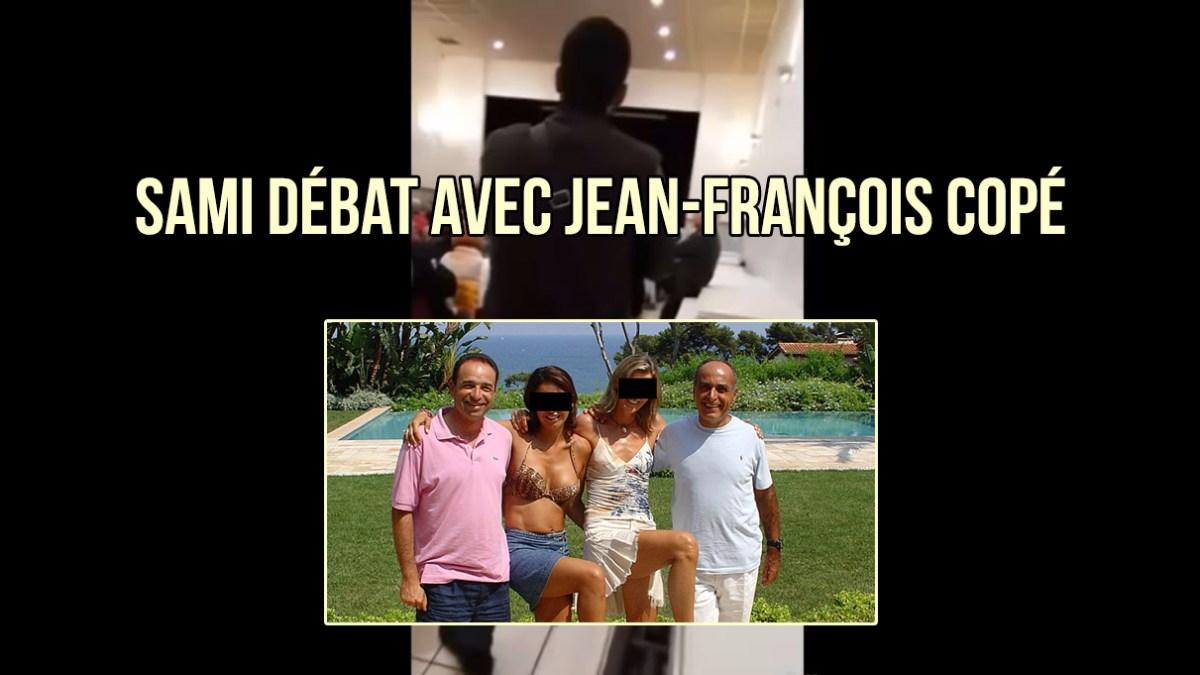Sami débat avec Jean-François Copé