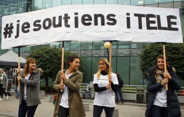 iTélé/L'Obs : décadence et déchéance du journalisme français !