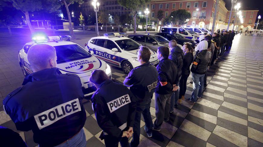 Manifestation des policiers à Tours : «On a des ordres pour ne pas intervenir dans certains quartiers»