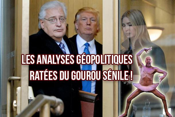 Humour : «Trump, l'espoir d'une rupture…» dixit Alain Soral !