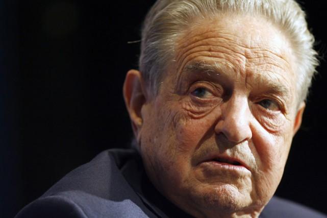 À Davos, George Soros nous explique comment il voit le monde !