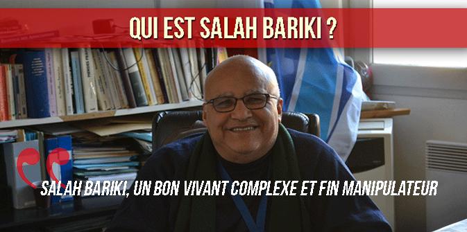 Qui est Salah-Eddine Bariki ? Éléments de réponse ici