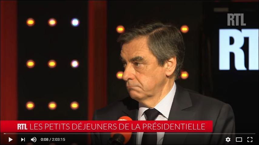 François Fillon se déclare prêt à travailler avec Emmanuel Macron