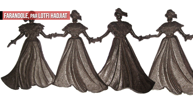 Farandole, par Lotfi Hadjiat