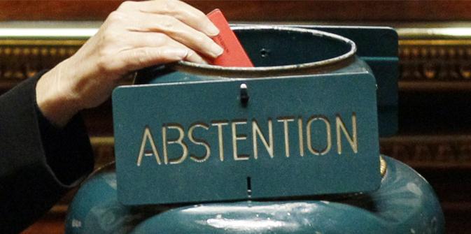 Abstention : quel est l'intérêt de s'abstenir ?