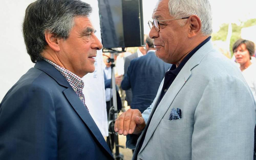 Affaire des costumes : l'avocat Robert Bourgi avait déjà fait un don à François Fillon
