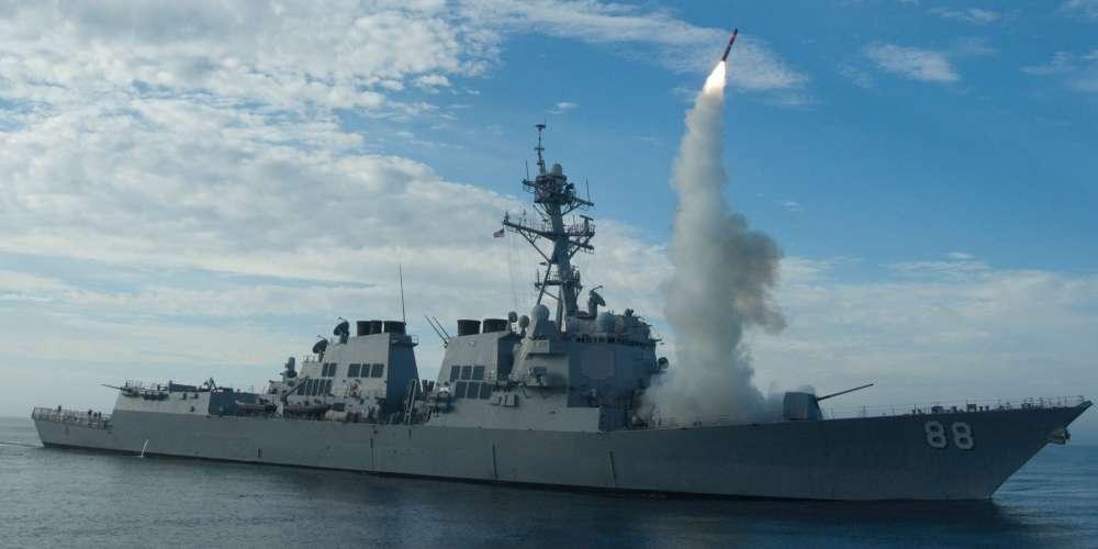 Les bombardements américains en Syrie divisent la communauté internationale