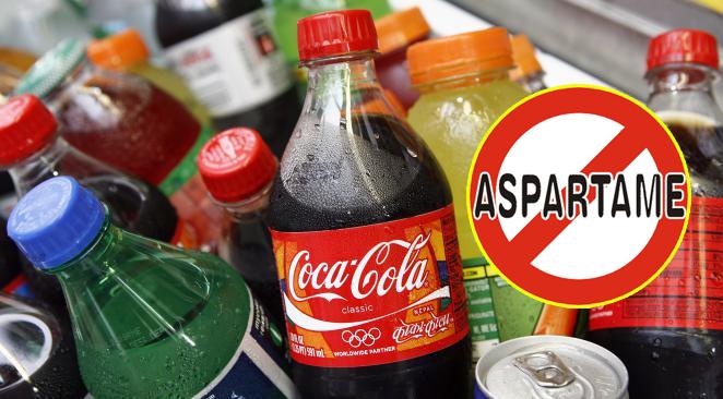 Aspartame : les édulcorants artificiels multiplieraient par 3 le risque de démence et d'AVC !