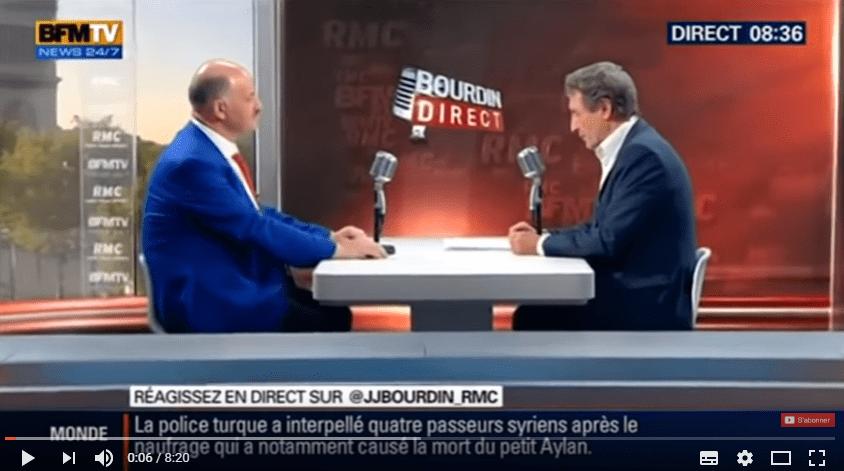Alain Bauer : «il y a 135.000 à 140.000 francs-maçons dont plein de journalistes»