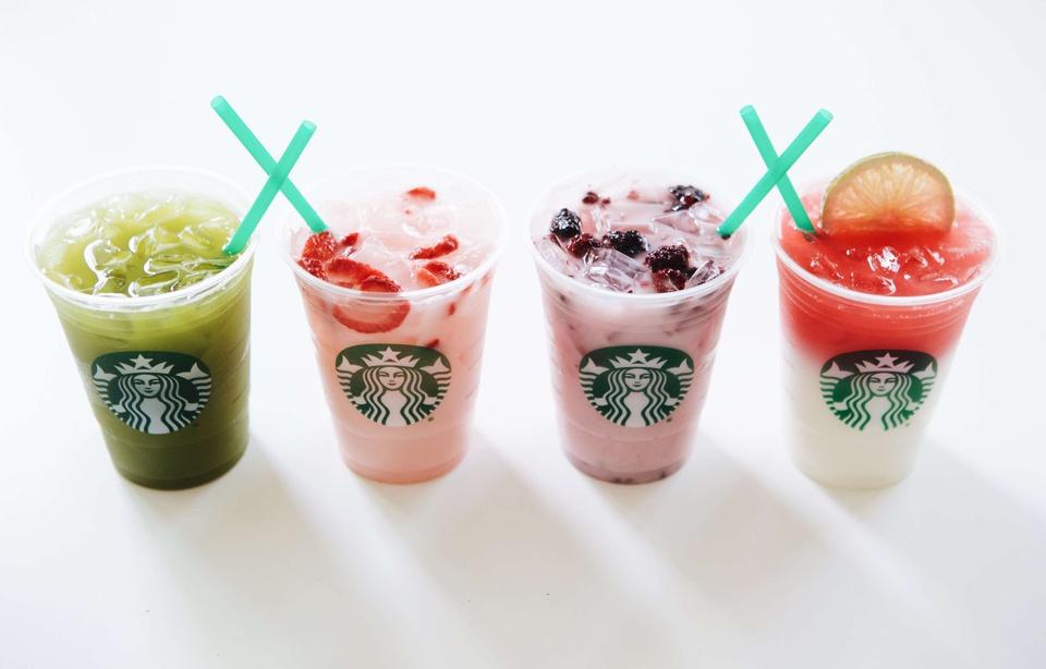 Miam miam : une bactérie d'origine fécale trouvée dans les glaçons de Starbucks !