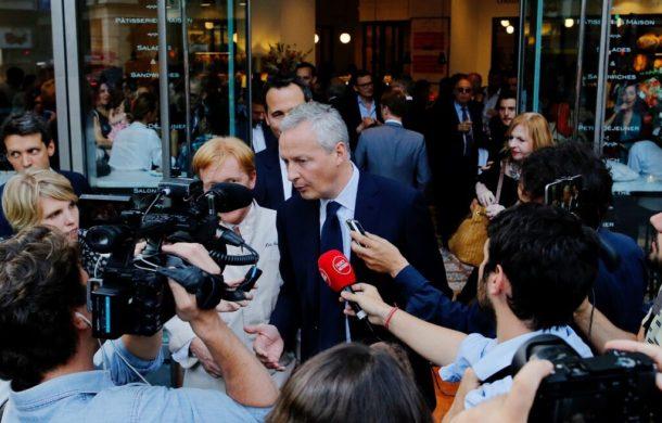 bruno-maire-parle-medias-apres-inauguration-boulangerie-maison-kayser-new-york-28-juin-2017