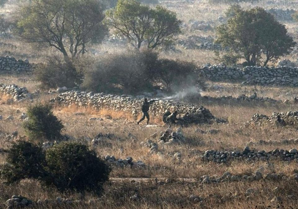 Complot ? israhelll soupçonné de financer les rebelles du Golan !