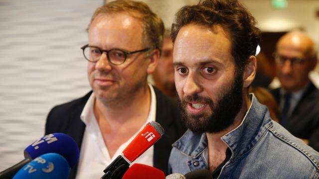 Mathias Depardon : « Ma détention en Turquie, un message aux journalistes »
