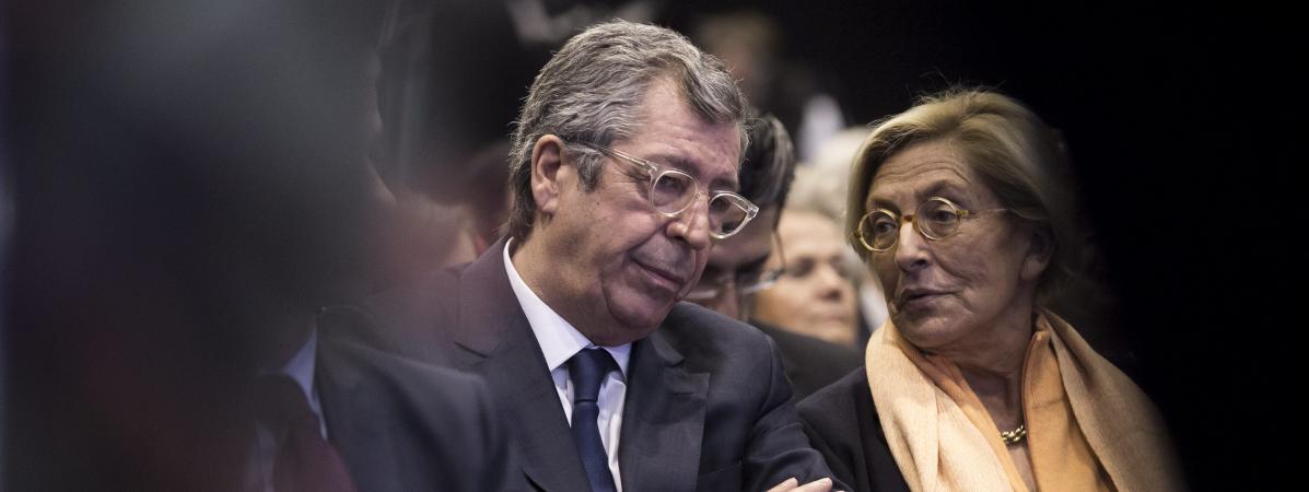 Enfin : le PNF demande le renvoi en correctionnelle des Balkany pour fraude fiscale