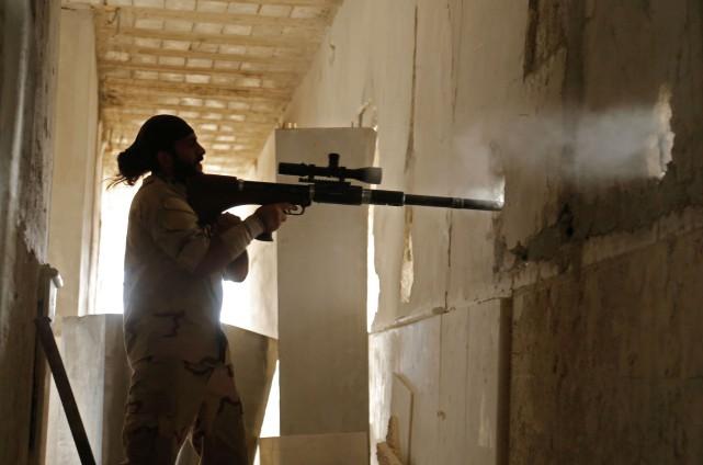 Complot réel : la CIA met fin au soutien aux rebelles syriens !