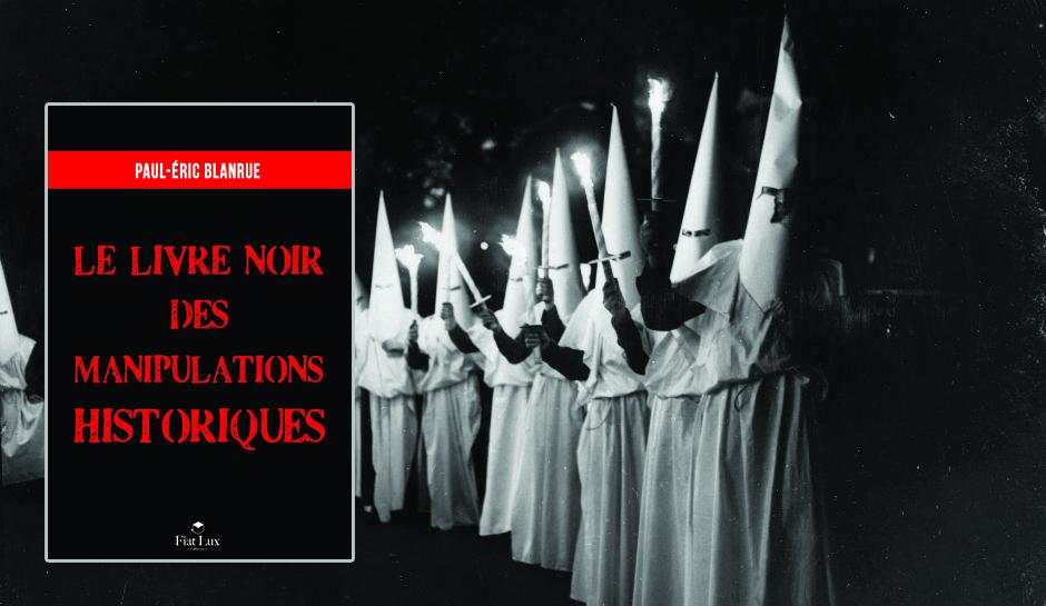 Charlotteville : les liens entre le Ku Klux Klan et la franc-maçonnerie sont dans le dernier livre de Blanrue